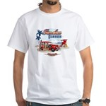 WOODIE White T-Shirt