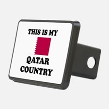 This Is My Qatar Country Hitch Cover