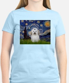 Starry Night Coton T-Shirt