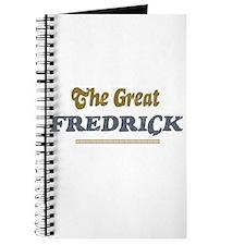 Fredrick Journal