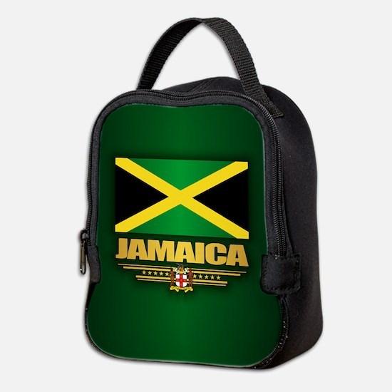 Jamaica Neoprene Lunch Bag