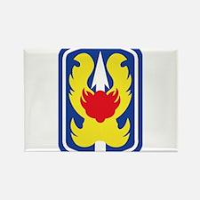 199th light lnfantry Brigade Magnets