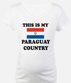 This Is My Paraguay Country Shirt
