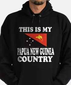 This Is My Papua New Guinea Country Hoodie