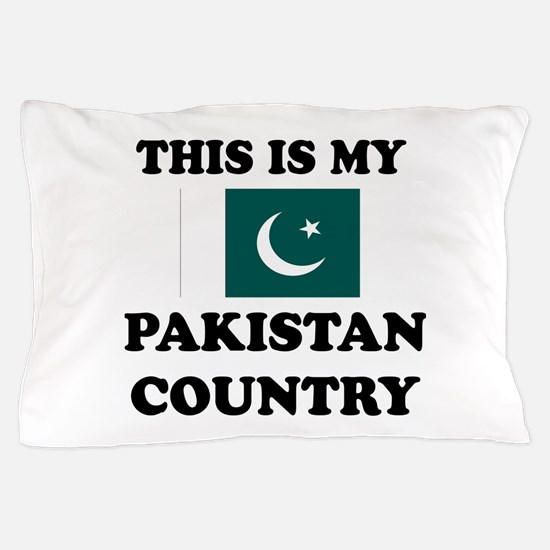 This Is My Pakistan Country Pillow Case