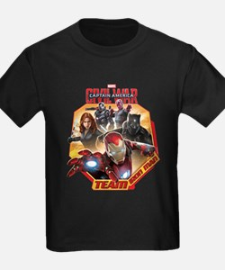 Team Iron Man Hexagon T