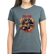 Team Iron Man Hexagon Tee