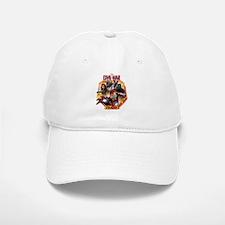 Team Iron Man Hexagon Baseball Baseball Cap
