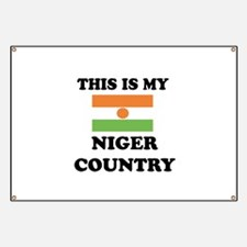 This Is My Niger Country Banner
