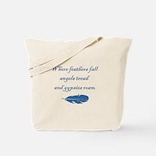 WHERE... Tote Bag