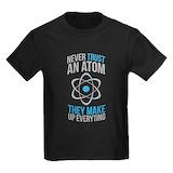 Chemistry Kids T-shirts (Dark)