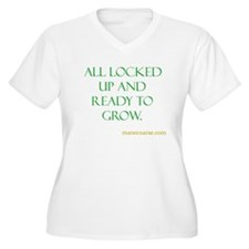 All ready to grown Plus Size T-Shirt
