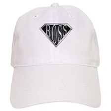 SuperBoss(metal) Baseball Cap