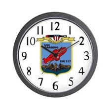 USS Barbero (SSG 317) Wall Clock
