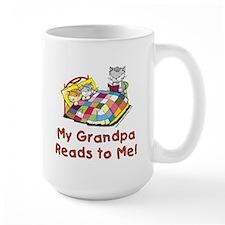 Grandpa Reads Mug