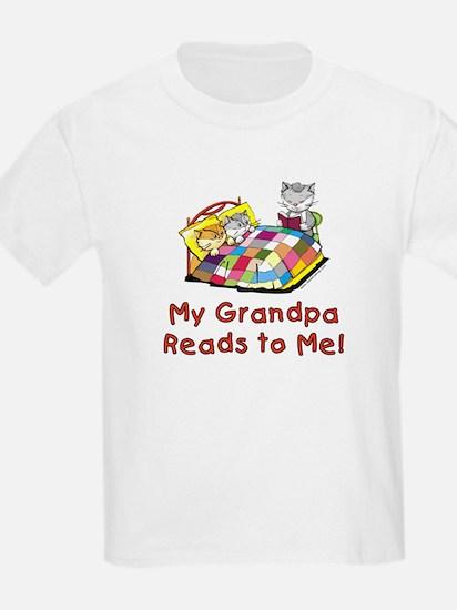 Grandpa Reads T-Shirt