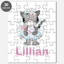 Lillian's Fairy Kitten Puzzle