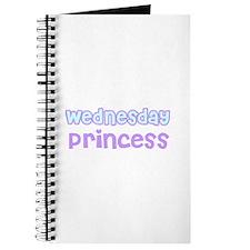 Wednesday Princess Journal