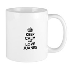Keep Calm and Love JUANES Mugs