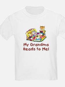 Grandma Reads T-Shirt