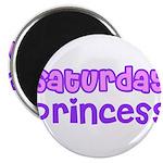 Saturday Princess Magnet
