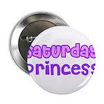 Saturday Princess Button
