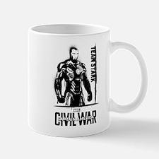Civil War Iron Man B & W Mug