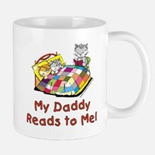 Daddy Reads Mug