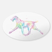 German Wirehaired Pointer Decal