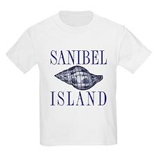 Sanibel Island Shell -  T-Shirt