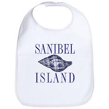 Sanibel Island Shell -  Bib