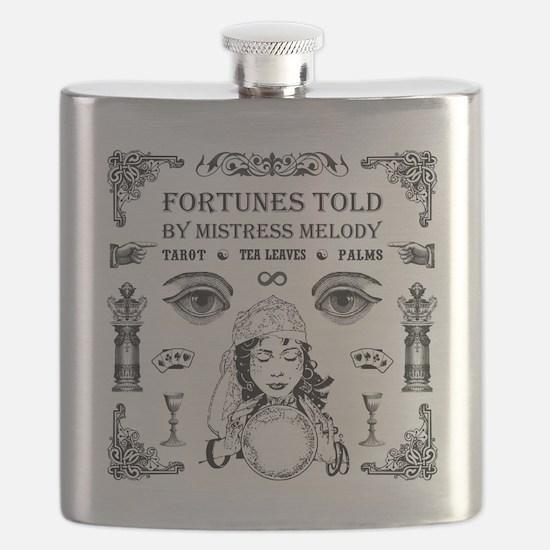 MISTRESS MELODY Flask