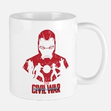 Team Iron Man Silhouettes Mug