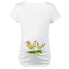 Buff Laced OE Bantams Shirt