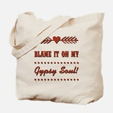 BLAME IT ON MY... Tote Bag