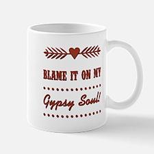 BLAME IT ON MY... Mugs