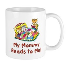 Mommy Reads Mug