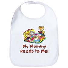 Mommy Reads Bib