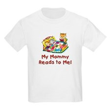 Mommy Reads T-Shirt
