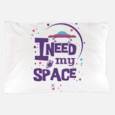 Space Introvert Pillow Case