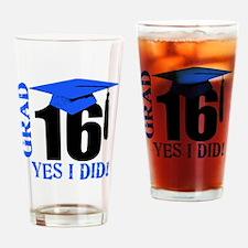 Cute Class 2015 Drinking Glass
