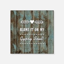 BLAME IT ON MY... Sticker