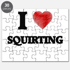 I love Squirting Puzzle