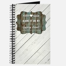 BLAME IT ON MY... Journal