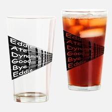 Cute Eadgbe Drinking Glass