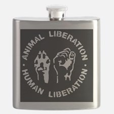 Unique Animal liberation Flask