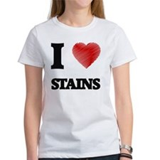 I love Stains T-Shirt