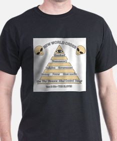 Cute Anti nwo T-Shirt