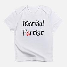 Unique Krav maga Infant T-Shirt