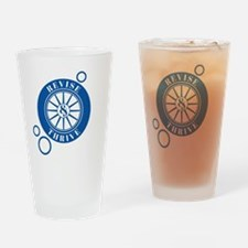 Funny Thrive Drinking Glass
